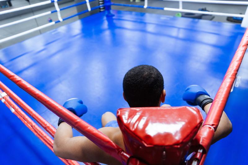 ボクシング判定